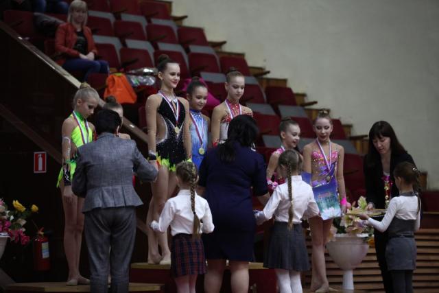 Итоги первенства в расках первого открытого Кубка городской Думы