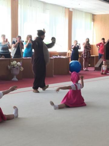 Первенство, посвященное Дню защиты детей