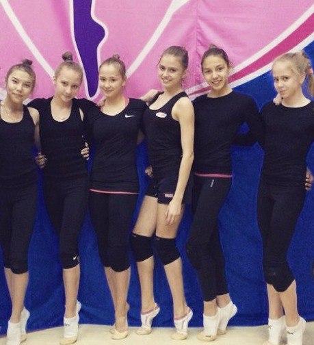 Победители и призеры всероссийских соревнований