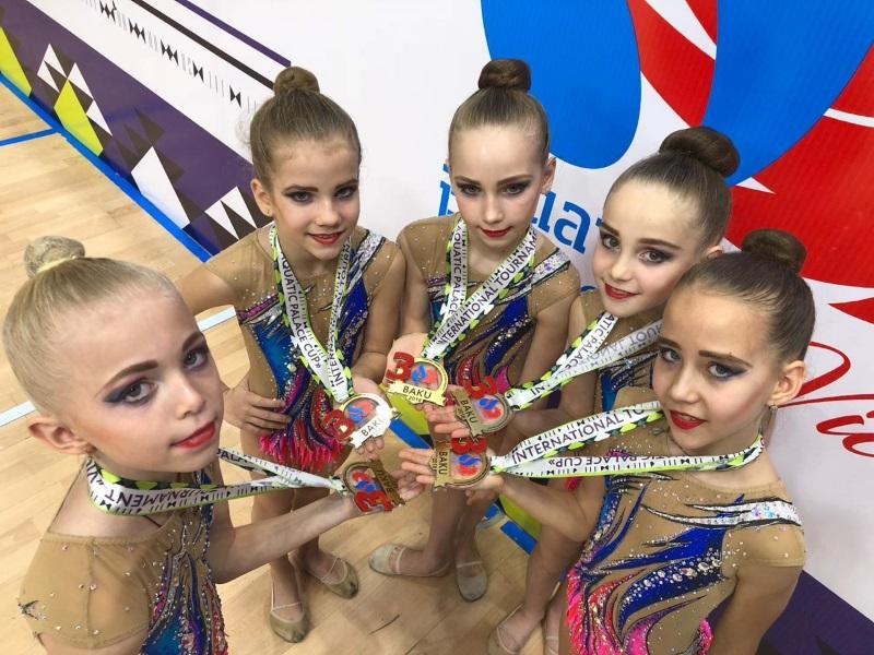 """Международный турнир в Баку """"Victory Cup"""""""