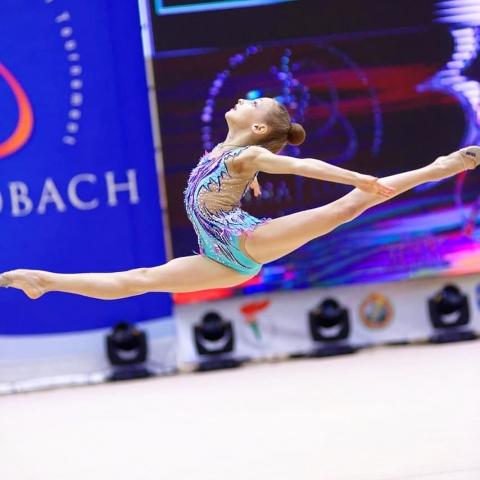 16 Международный турнир Марины Лобач
