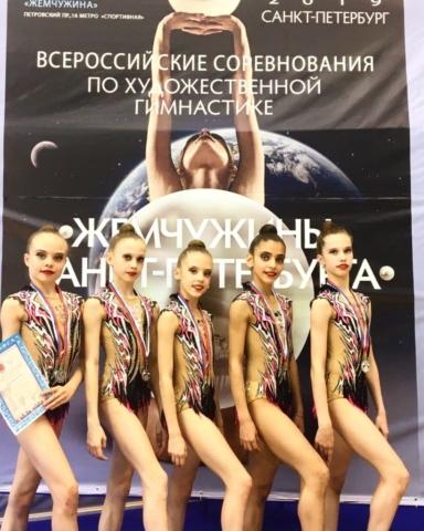 Поздравляем с серебряной медалью!