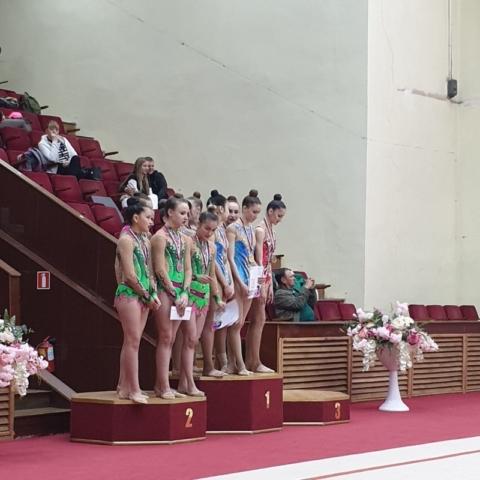 """""""Призы заслуженного тренера Л.А. Тихомировой"""""""