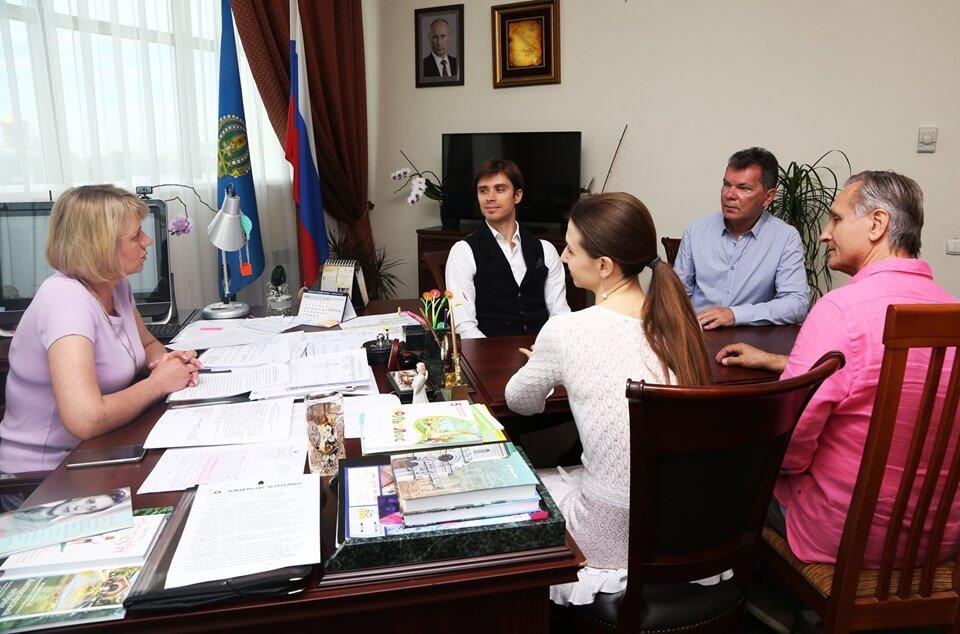 В Астрахани предложили присвоить одной из улиц города имя Людмилы Тихомировой