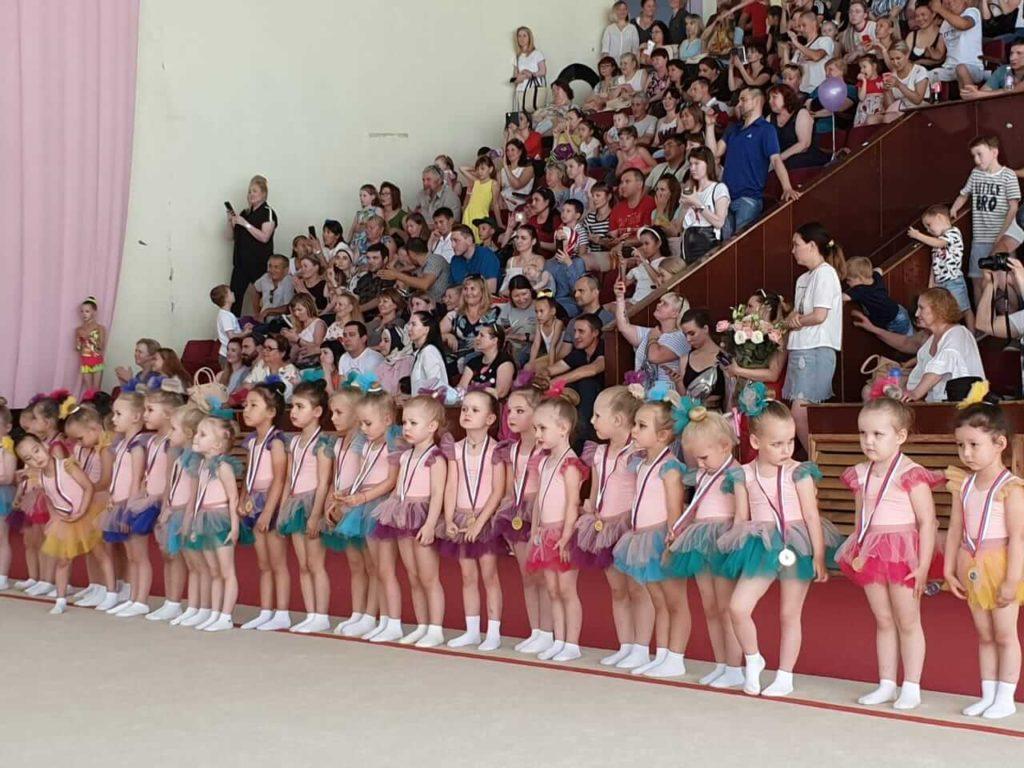 """Первенство школы. Первые соревнования для малышей """"Топ-топ"""""""