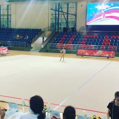 Елена Буланова упражнение б/п программа 1 взрослого разряда, тренер Густомясова Елена