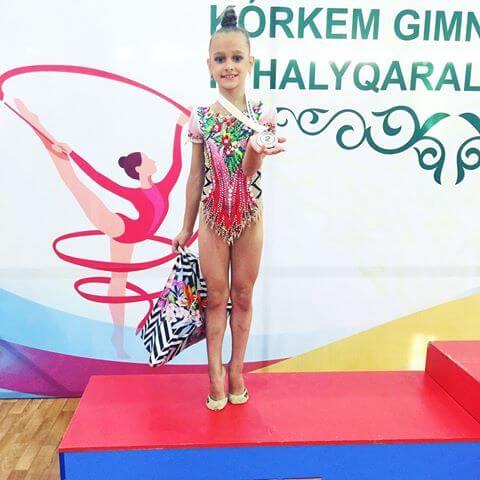 Зайцева Арина