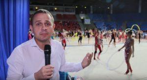 Минспорт-ТВ: Всероссийские соревнования по художественной гимнастике «Каспийские зори»