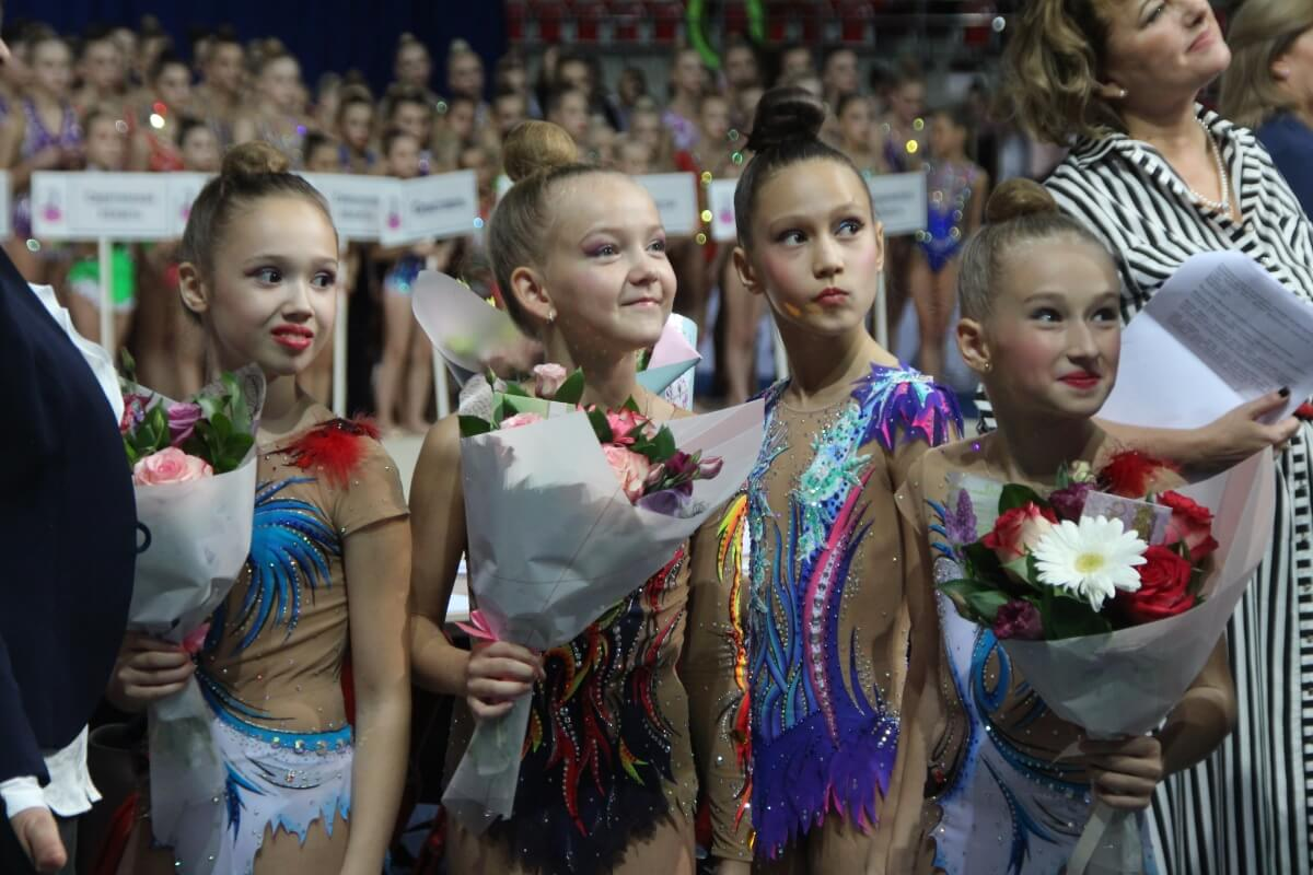 Всероссийские соревнования «Каспийские зори»