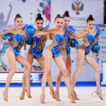 Успешное выступление Астраханской сборной по художественной гимнастике!