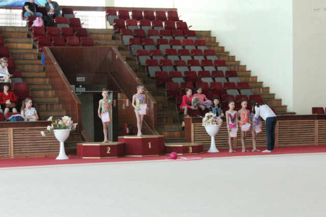 Завершилось первенство ГБУ АО «Спортивная школа олимпийского резерва им. Л.А. Тихомировой», посвящённое Дню защиты детей