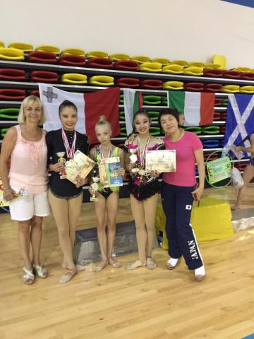 6-й Международный турнир по художественной гимнастике