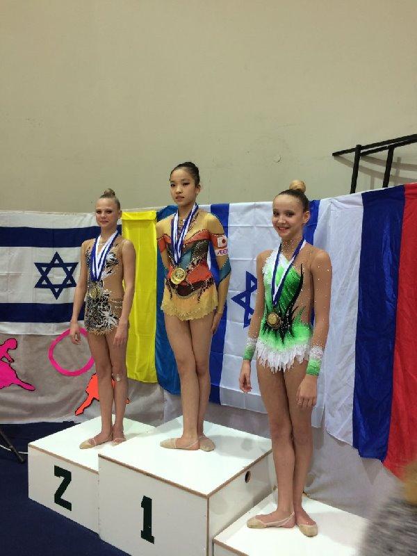Завершился международный турнир в Израиле
