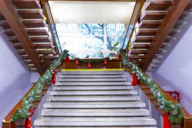 Школа готова к встречи Нового года