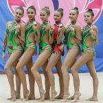 Завершился чемпионат по художественной гимнастике