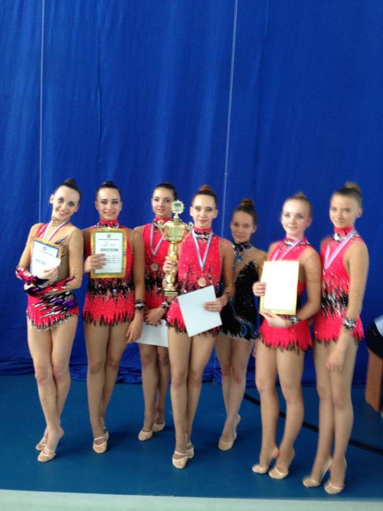 Спартакиада 2014