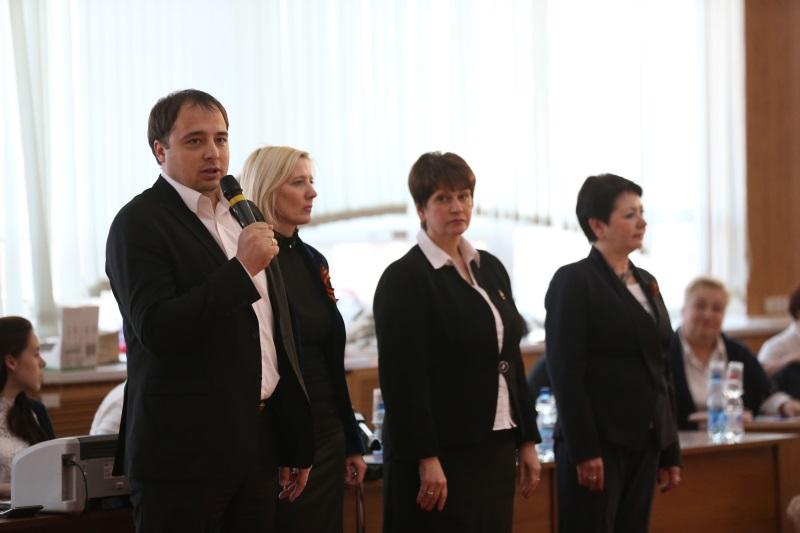 Кубок ЗТ СССР Л.А.Тихомировой 22.04.2015