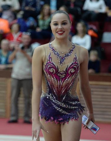 Поздравляем Кристину Фадееву