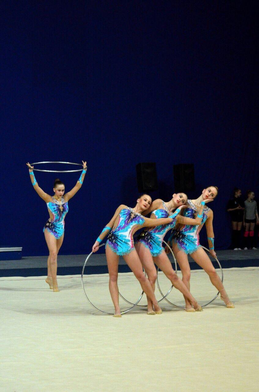 Зональные соревнования (Чемпионат Южного и Северо-Кавказкого Федеральных округов по художественной гимнастике)