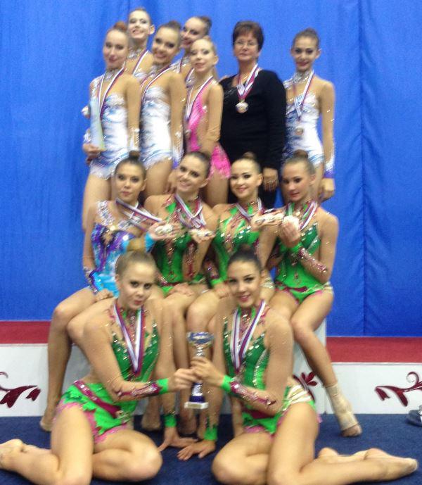 Подготовка к чемпионату России в г. Пенза