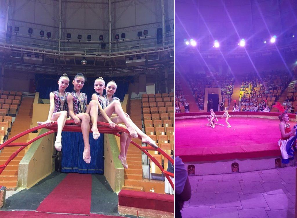 В Астраханском государственном цирке при поддержке губернатора Астраханской области, агентства по делам молодёжи Астраханской области состоялось театрально-цирковое шоу «Шанс»