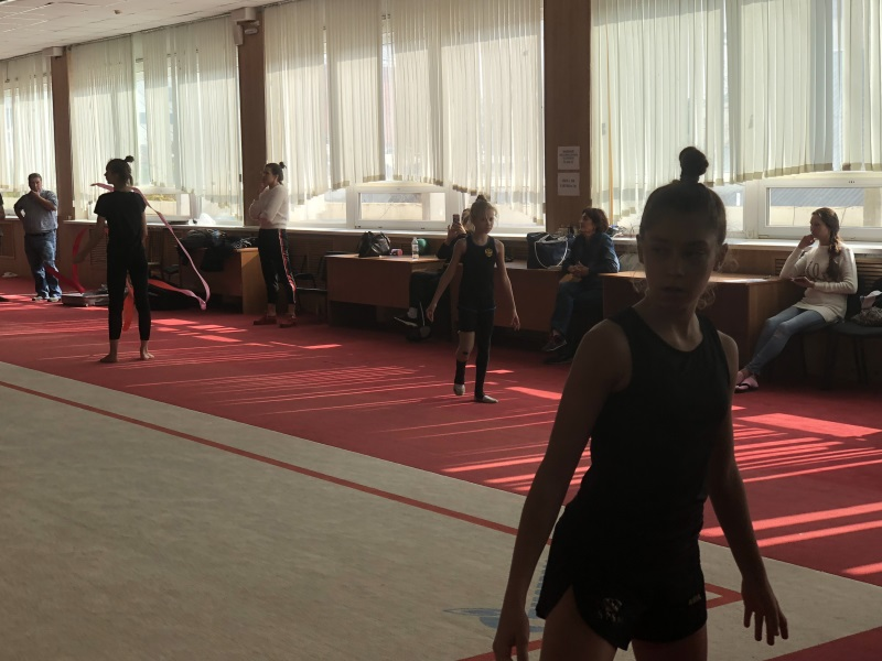 Гостеприимная Астрахань встречает участниц соревнований